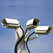 Security cctv cameras vie privée surveillance