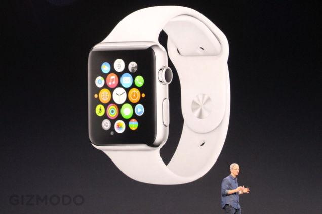 Apple Watch : tout un mini-écosystème smartwatch