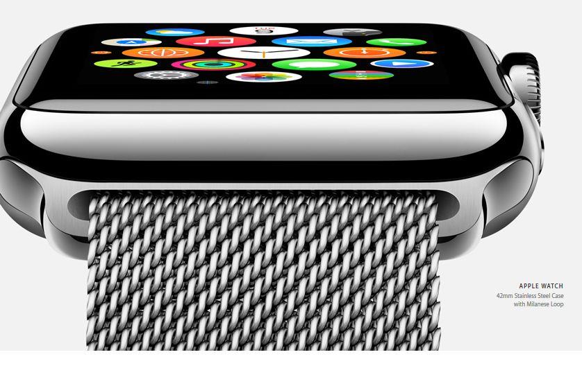 Apple Watch : des applications pour tout ?