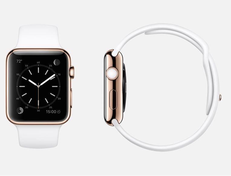 Apple Watch : Edition saphir