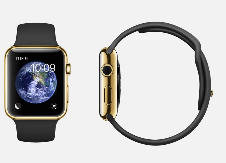 Apple Watch : version or