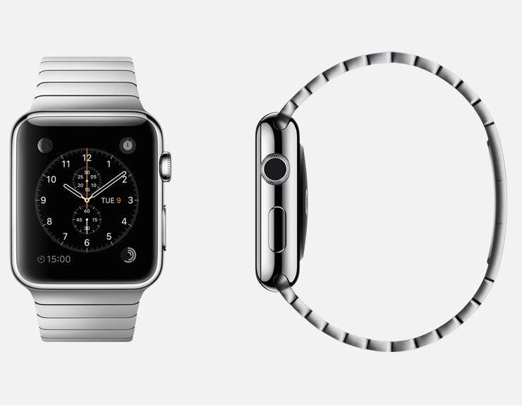 Apple Watch : pour les messieurs