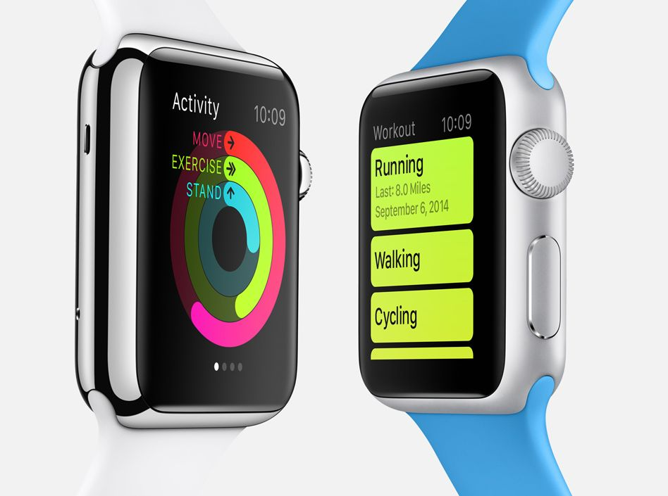 Apple Watch : sport à haut dose