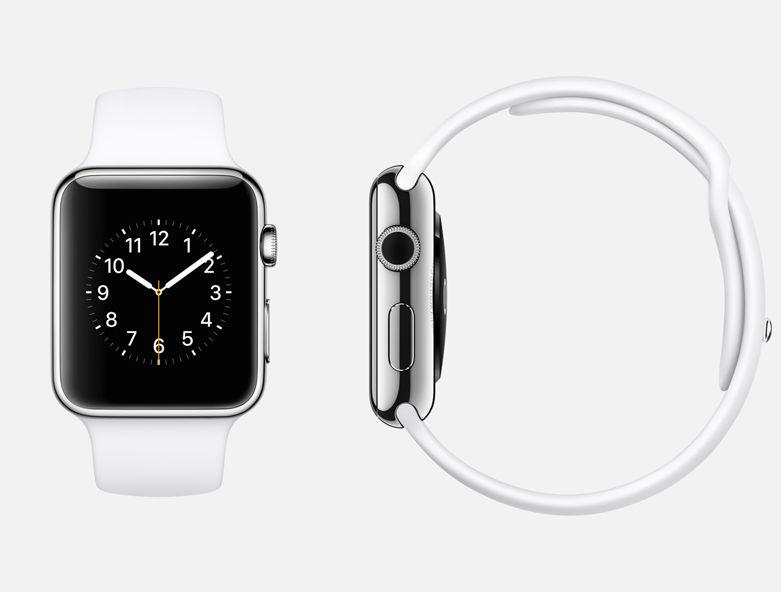 Apple Watch : la version standard