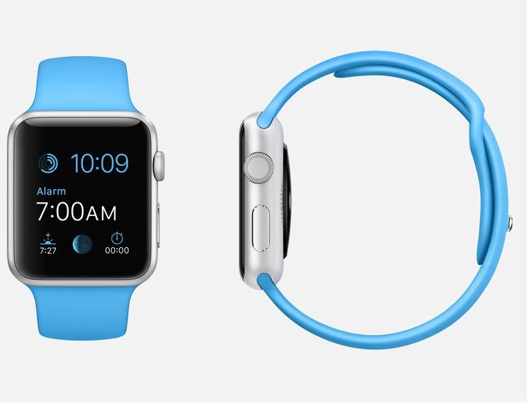 Apple Watch : il va y avoir du sport