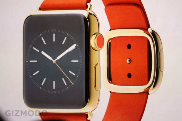 Apple Watch : Edition or
